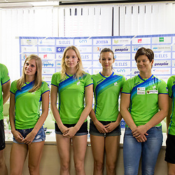 20170802: SLO, Athletics - Team Slovenia for IAAF World Championships London 2017