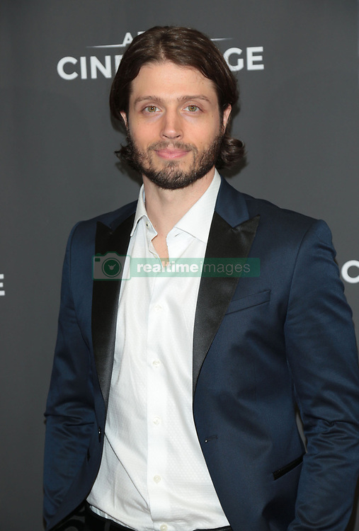 "Brock Kelly at the premiere of ""Feral"" held at the Arena Cinelounge in Hollywood.<br /> (Los Angeles, CA)"