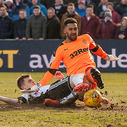 Ayr United v Rangers | Scottish Cup | 11 February 2018