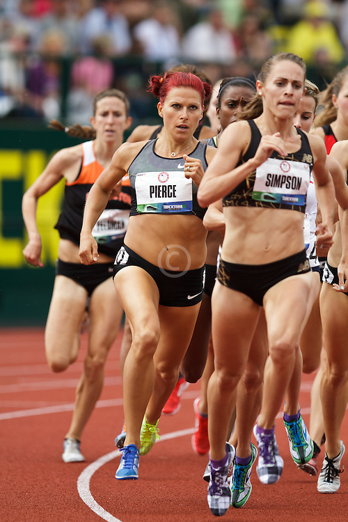 2012 USA Track & Field Olympic Trials: Anna Pierce