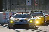 #93 SRT Motorsports SRT Viper GTS-R: Jonathan Bomarito, Kuno Wittmer, Marc Goossens