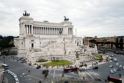 A panoramic view of Altare della Patria in Roma on 15 March 2018. Christian Mantuano / OneShot