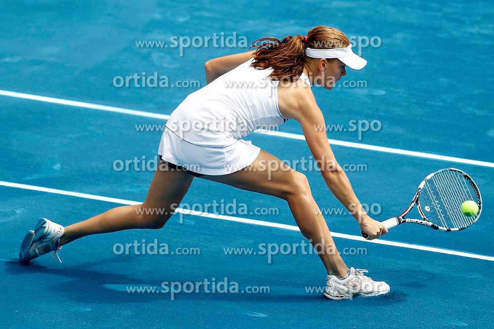 11.05.2012, Caja Magica, Madrid, ESP, WTA World Tour, Madrid Open, im Bild 11.05.2012, Caja Magica, Madrid, ESP, WTA World Tour, Madrid Open, im Bild Agnieszka Radwanska // during the WTA World Tour, Madrid Open at the Caja Magica, Madrid, Spain on 2012/05/11. EXPA Pictures © 2012, PhotoCredit: EXPA/ Alterphotos/ Acero..***** ATTENTION - OUT OF ESP and SUI *****