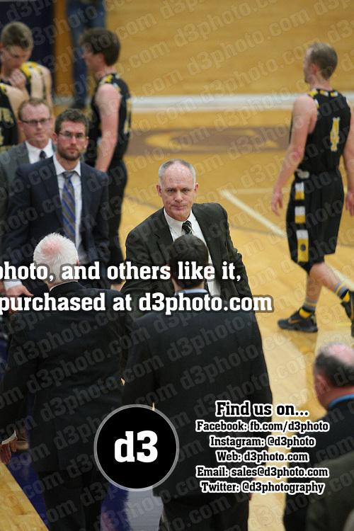 NCAA Div. III Men's Basketball: Carleton Knights vs. Gustavus Gusties
