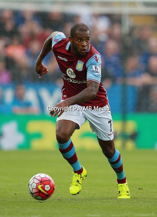 Aston Villa's Leandro Bacuna