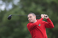 John McHale (Roscomman) on the 1st tee during the Final of the AIG Jimmy Bruen Shield in the AIG Cups & Shields Connacht Finals 2019 in Westport Golf Club, Westport, Co. Mayo on Sunday 11th August 2019.<br /> <br /> Picture:  Thos Caffrey / www.golffile.ie<br /> <br /> All photos usage must carry mandatory copyright credit (© Golffile | Thos Caffrey)