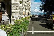 A walk down towards the Gateway of India in South Mumbai, Maharashtra.