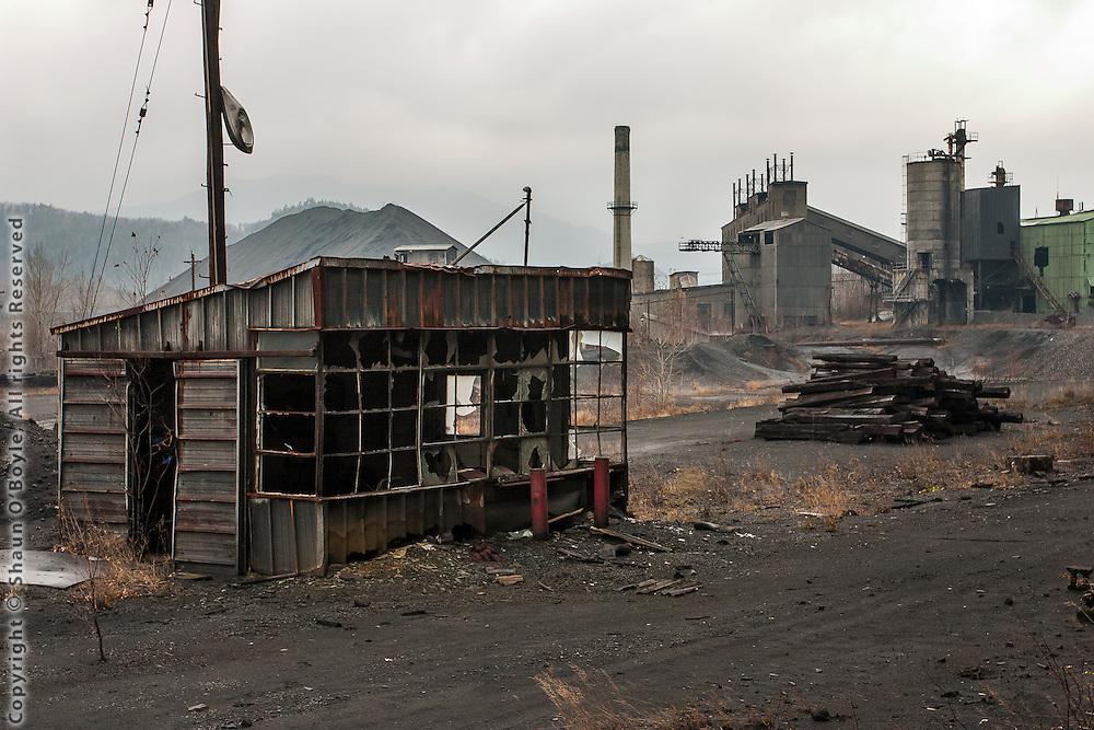 Tahawus Mine Ruin, Tahawus, NY