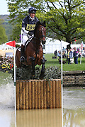 William Fox-Pitt on Little Fire during the International Horse Trials at Chatsworth, Bakewell, United Kingdom on 13 May 2018. Picture by George Franks.