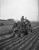 1954 - Ploughing Championships (Dublin) at Lispopple