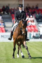 Crisp Tom, (GBR), Coolys Luxury<br /> CCI4* - Mitsubishi Motors Badminton Horse Trials 2016<br /> © Hippo Foto - Jon Stroud<br /> 06/05/16