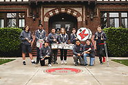2018-19 King's High School Drum Line.