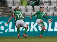 FODBOLD: Alexander Fischer (Viborg FF) tæmmer bolden under kampen i NordicBet Ligaen mellem Viborg FF og FC Helsingør den 24. marts 2019 på Energi Viborg Arena. Foto: Claus Birch