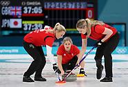 Women - Curling Bronze Medal match - 24 February 2018