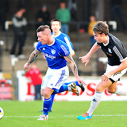 Ayr United v Peterhead | Scottish League One | 15 November 2014