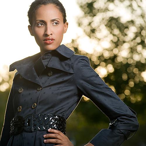 Fashion Photography: Female model