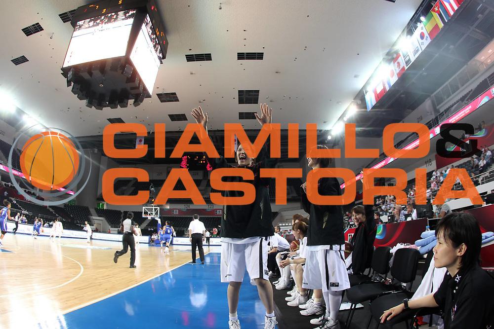 DESCRIZIONE : Ankara Turkey FIBA Olympic Qualifying Tournament for Women 2012 Japan Puerto Rico Giappone Porto Rico<br /> GIOCATORE :<br /> SQUADRA : Japan Giappone<br /> EVENTO :  FIBA Olympic Qualifying Tournament for Women 2012<br /> GARA : Japan Puerto Rico Giappone Porto Rico<br /> DATA : 27/06/2012<br /> CATEGORIA : <br /> SPORT : Pallacanestro <br /> AUTORE : Agenzia Ciamillo-Castoria/ElioCastoria<br /> Galleria : FIBA Olympic Qualifying Tournament for Women 2012<br /> Fotonotizia : Ankara Turkey FIBA Olympic Qualifying Tournament for Women 2012 Japan Puerto Rico Giappone Porto RicoPredefinita :