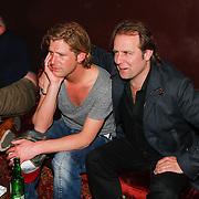NLD/Amsterdam/20130408 - Presentatie Wasteland ring Stacey's Silver, Matthijs Kleyn en Frank Le Mair