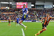 Chelsea midfielder Nemanja Matic (21)  during the Premier League match between Hull City and Chelsea at the KCOM Stadium, Kingston upon Hull, England on 1 October 2016. Photo by Ian Lyall.