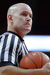 NORMAL, IL - November 13: Kipp Kissinger during a college basketball game between the ISU Redbirds  and the Chicago State Cougars on November 13 2018 at Redbird Arena in Normal, IL. (Photo by Alan Look)