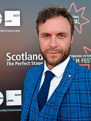 Edinburgh International Film Festival, Saturday, 24 June 2018<br /> <br /> STEEL COUNTRY (WORLD PREMIERE)<br /> <br /> Pictured:  David Elliot<br /> <br /> (c) Alex Todd   Edinburgh Elite media