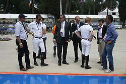 Houtzager Mark (NED)<br /> FEI NAtions Cup of Rome 2012<br /> © Hippo Foto - Beatrice Scudo