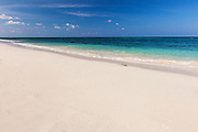 Ocean Beach on Bita Bay on Green Turtle Cay, Bahamas.