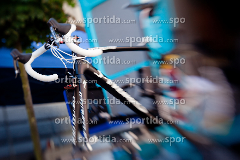 Bicycle at prologue (17,8km) of Tour de Slovenie 2012, on June 17 2012, in Ljubljana, Slovenia. (Photo by Matic Klansek Velej / Sportida.com)
