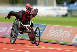 BALDE Alhassane, 2014 IPC European Athletics Championships, Swansea, Wales, United Kingdom