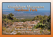 Guadalupe Mountains Ntl Park