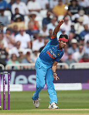 England v India - ODI - 12 July 2018