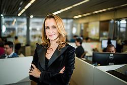 A Vice-Presidente da PROCERGS - Companhia de Processamento de Dados do Estado do Rio Grande do Sul, Deborah Pilla Villela. FOTO: Jefferson Bernardes/ Agência Preview