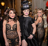 Carmen Electra, Paula Abdul & Osborne At LifeBall AfterParty