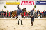 Openbare Les Patrick van der Meer - Seth Boschman<br /> CDI Zeeland Outdoor 2017<br /> © DigiShots