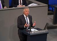 DEU, Deutschland, Germany, Berlin, 15.03.2018: Rainer Spiering (SPD) bei einer Rede im Deutschen Bundestag.