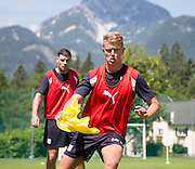Dundee&rsquo;s Mark O&rsquo;Hara  - Day 3 of Dundee FC pre-season training camp in Obertraun, Austria<br /> <br />  - &copy; David Young - www.davidyoungphoto.co.uk - email: davidyoungphoto@gmail.com