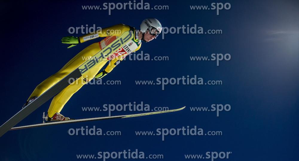28.12.2015, Schattenbergschanze, Oberstdorf, GER, FIS Weltcup Ski Sprung, Vierschanzentournee, Training, im Bild Klemens Muranka (POL) // Klemens Muranka of Poland// during his Practice Jump for the Four Hills Tournament of FIS Ski Jumping World Cup at the Schattenbergschanze, Oberstdorf, Germany on 2015/12/28. EXPA Pictures © 2015, PhotoCredit: EXPA/ Peter Rinderer