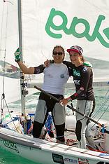 2014 ISAF WSC 470 Women| Medal race