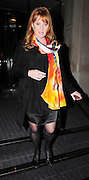 21.OCTOBER.2009 - LONDON<br /> <br /> SARAH FERGUSON LEAVING THE BERKLEY HOTEL, KNIGHTSBRIDGE<br /> <br /> BYLINE: EDBIMAGEARCHIVE.COM<br /> <br /> *THIS IMAGE IS STRICTLY FOR UK NEWSPAPERS & MAGAZINES ONLY*<br /> *FOR WORLDWIDE SALES & WEB USE PLEASE CONTACT EDBIMAGEARCHIVE-0208 954 5968*