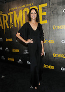 """Sandrine Holt attends Crackle's """"The Art of More"""" season two premiere, Tuesday, Nov. 15, 2016 at the Museum of Art and Design in New York. Sony's streaming network, Crackle, will launch season two of its first original scripted drama, """"The Art of More,"""" on November 16th.  (Photo by Diane Bondareff/Invision for Crackle/AP Images)"""