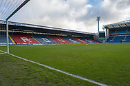 A general view of the Ewood Park, Blackburn prior to the FA Cup match between Blackburn Rovers and Hull City<br /> Picture by Matt Wilkinson/Focus Images Ltd 07814 960751<br /> 06/01/2018