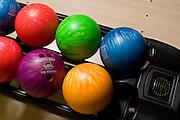 Bowling ball - KUKUBARA - Bowling Center & Hotel