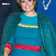 NLD/Amsterdam/20181126 - Maxima reikt Pr. Bernhard Cultuurfondsprijs uit, Koningin Maxima