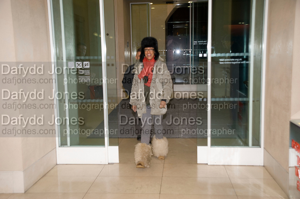GISELA TORRES. Altermodern, Tate Triennial 2009, Tate Britain. London. 2 February 2009 *** Local Caption *** -DO NOT ARCHIVE-© Copyright Photograph by Dafydd Jones. 248 Clapham Rd. London SW9 0PZ. Tel 0207 820 0771. www.dafjones.com.<br /> GISELA TORRES. Altermodern, Tate Triennial 2009, Tate Britain. London. 2 February 2009