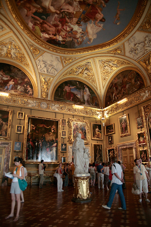 Palazzo Pitti, galleries, Florence, Italy, Florence, Italy