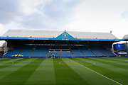 A general view of Hillsborough Stadium before the EFL Sky Bet Championship match between Sheffield Wednesday and Nottingham Forest at Hillsborough, Sheffield, England on 9 April 2019.