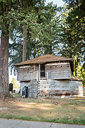 Fort Yamhill Block House