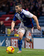 Craig Conway of Blackburn Rovers during the Sky Bet Championship match at Ewood Park, Blackburn<br /> Picture by Russell Hart/Focus Images Ltd 07791 688 420<br /> 28/11/2015