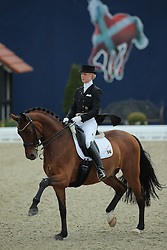 Brunkhorst Juliane, (GER), Sieger Hit<br /> Qualification Grand Prix Kur<br /> Horses & Dreams meets Denmark - Hagen 2016<br /> © Hippo Foto - Stefan Lafrentz