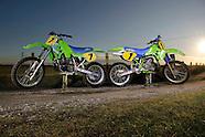 Nicoll factory bikes